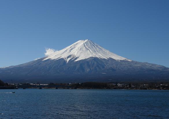 祝!ユネスコ世界遺産登録ということで、富士山に行ってきました!